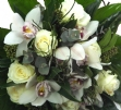 Sophistication hand tied bouquet